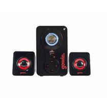 Mini Componente Audio Rowdy Gowin