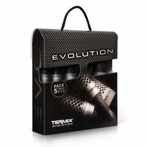 Escova Termix Evolução Pack 5 Escova + Frete Grátis