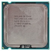 Processador Intel Dual Core E5400 2.7ghz / 2m / 800
