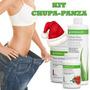 Kit Chupa Panza 1 Fibra Activa + Aloe +te 50g Herbalife