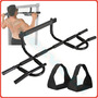 Iron Door Gym Xtreme Barra Gimnasio Para Puerta