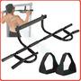Iron Gym Xtreme Barras De Ejercicio Puerta + Abrazadera