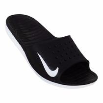 Sandália Chinelo Infantil Nike Solarsoft Slide Várias Cores