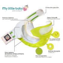 10 Pañales Ecologicos My Little Baby Rn Gratis Envio