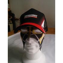 Gorra Ducati Black Red New ! ! !