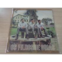 Lp Os Filhos De Goias 1972