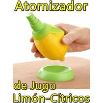 Extractor Jugo Atomizador Spray Limon Citricos Pulverizador
