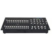 Gbr Dmx246 Consola D/iluminación Controlador 24 Doble Escena