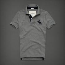 Camisa Camiseta Gola Polo Masculina Abercrombie & Fitch