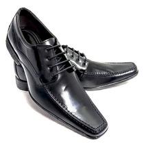 Sapato Masculino Social Couro / Estilo Italiano / Fino