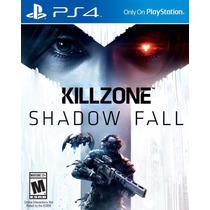 Killzone Shadow Fall Português Br Ps4 Mídia Fisica Original