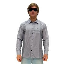 Camisa Manga Longa Maresia Simple White