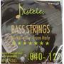 Juego De 5 Cuerdas Para Bajo Distel 040-125 Envío Incluido