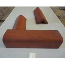 Esquinero Nariz Escalon Ceramico Lotes De 10 Unidades 16 Cm