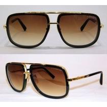 Óculos De Sol Dita Mach One Original Feminino Masculino