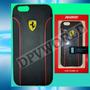 Estuche Iphone 6 4.7 Ferrari Case Iphone Plus Rigido Resiste