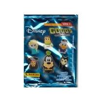 Envelope Gogos Disney Panini Série 2 Cada R$ 4,00