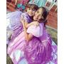 Show Princesas Disney Sofia Rapunzel Bella Blanca Nieves