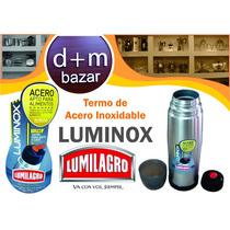 Termo Acero Luminox 1litro
