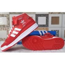 Tênis Adidas Originals Forum Mid