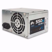 Fuente 500w Pc Conector 20 + 4 Pines Atx Sata / Molex Noga