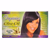 Desriz Organics Olive Oil Regular Sin Amoníaco