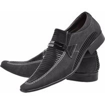 Sapato Masculino Social Casual Festa Fim De Ano Gofer