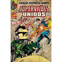 Panini Coleção Histórica Marvel - Supervilões Unidos 1