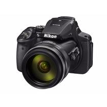 Nikon Coolpix P900 High Zoom Camara Compacta Negra Zoom Msi