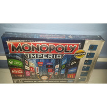 Monopoly Imperio. Para Comprar Las Mejores Marcas Del Mundo