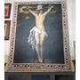 Jesus Cristo Crucificado Oleo Sobre Tela 2,00mt X1,50mts