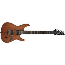 Guitarra Ibanez S521 Mol Marrom Com 6 Cordas E 24 Trastes