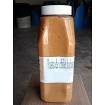 Chile Habanero Naranja En Pasta 1 Kg Neto