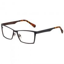 Armação Óculos Grau Fórum F6004i0653 Feminino Azul- Refinado