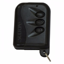 Controle Remoto Sulton Tsn3 Preto 433mhz + Bateria Mc145026