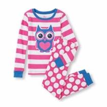 Pijamas Para Niñas Children Place