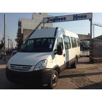Minibus Iveco Daily 2012 0km!! Furgon Vidriado