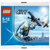 Lego 30222 - Police Helicopter - City