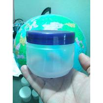 Envases Platicos Tipo Tarro De 250 A 300gr Ideal Para Cremas