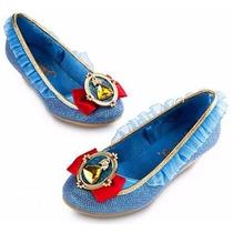 Hermosas Zapatillas De Blancanieves