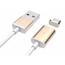Cable Magnético Alta Calidad Micro Usb Samsung Htc Lg Huawei
