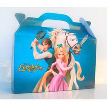 Bolsita Valijita Rapunzel Enredados Souvenir Pack X30