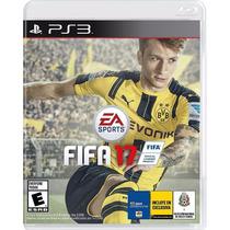 !!! Fifa 17 Para Ps3 Play Station 3 En Wholegames !!!