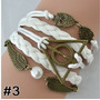 Juego Collar Harry Potter Snitch Dorada + Pulsera