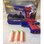 Nerf Brinquedo Arma Pistola De Atirar Dardos Com Ventosa