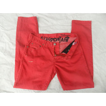 Pantalon Aeropostale Talla 32x32 Vintage Slim