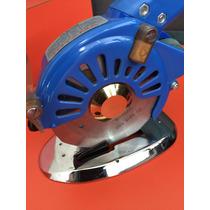 Maquina Circular Cortadora De Tela Para Confección De Ropa