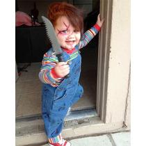 Disfraz Chucky Bebe/niño O Niña