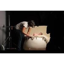 Puff Para Newborn Puff Fotos Frete Grátis ! 45x85 Vazio