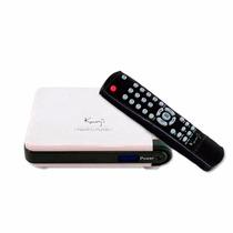 Placa Capturadora De Tv Kanji Usb C/ Control Remoto Usb